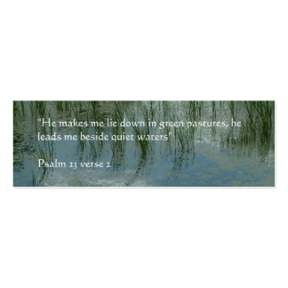 Quiet Waters | Business Card Templates