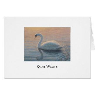 Quiet Waters Card