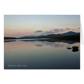 Quiet Waters Stationery Note Card