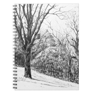 Quiet Woods Notebook