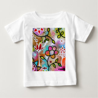 QUIETIVE Brave Intuitive by Prisarts Baby T-Shirt