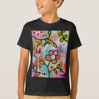 QUIETIVE Brave Intuitive by Prisarts T-Shirt