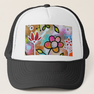 QUIETIVE Brave Intuitive by Prisarts Trucker Hat