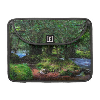 Quietly Flows The River - Dartmoor National Park MacBook Pro Sleeves