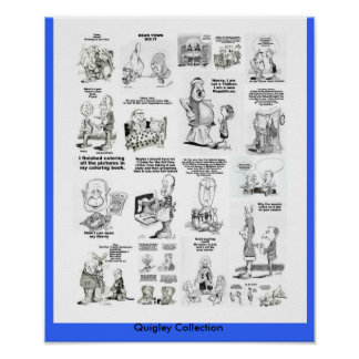 Quigley Collection Print