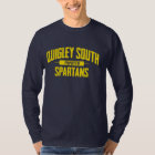Quigley South Spartans (Long Sleeve) T-shirt