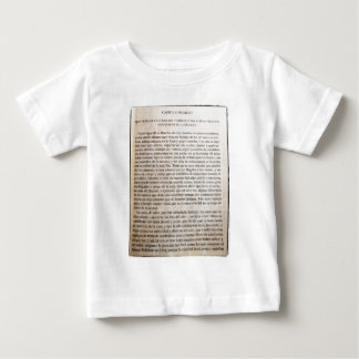 Quijote for everyone baby T-Shirt