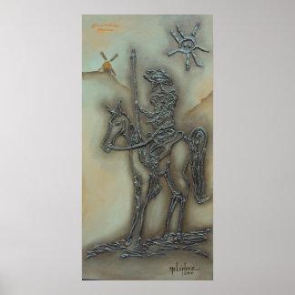 Quijote I Poster