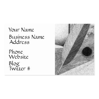 Quill Business Card