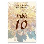 Quill Mum Judith Baker Table Cards