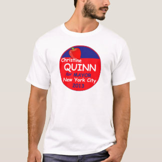 Quill NYC Mayor 2013 T-Shirt
