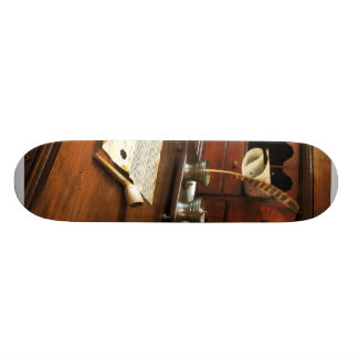 Quill, Papers and Pipe Skate Deck