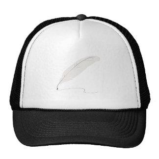 Quill Pen Trucker Hat