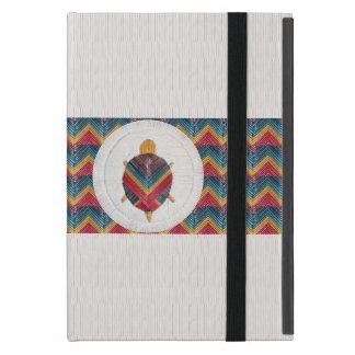 Quill turtle Design Ipad Mini Covers For iPad Mini