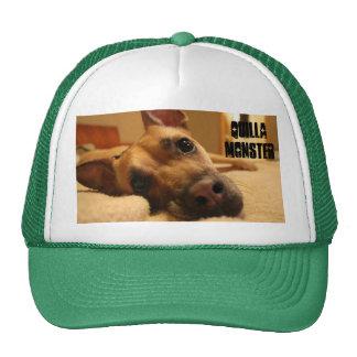 quilla the dingo trucker hat