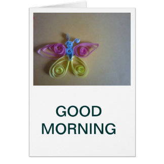 QUILLING CARD............ GREETING CARD