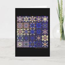 Quilt #1 card