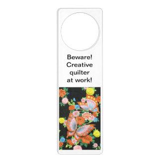 Quilt Block Door Hanger