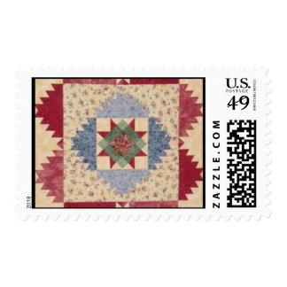Quilt Block Stamp