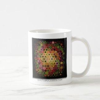 Quilt Coffee Mug - Galactic