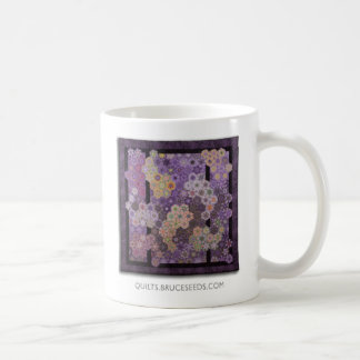 Quilt Coffee Mug - Paisley