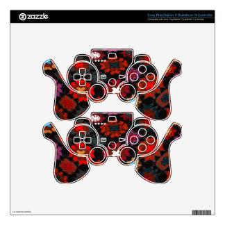 Quilt Crochet Skin For PS3 Controller