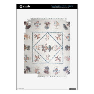 Quilt in 'Broderie Perse', c.1800 (applied, printe Decals For iPad 3
