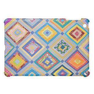 Quilt iPad Mini Cases