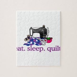 Quilt (Machine) Puzzle