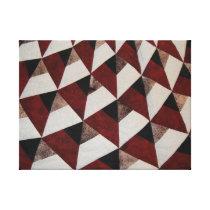 Quilt Pattern Canvas Print