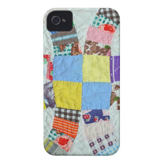 Quilt pattern iPhone 4 Case-Mate case