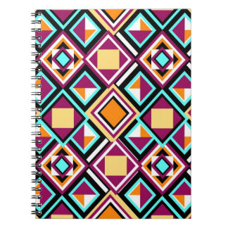 Quilt Pattern Repeat Notebook! Notebook