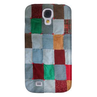 Quilt Pattern Samsung Galaxy S4 Case