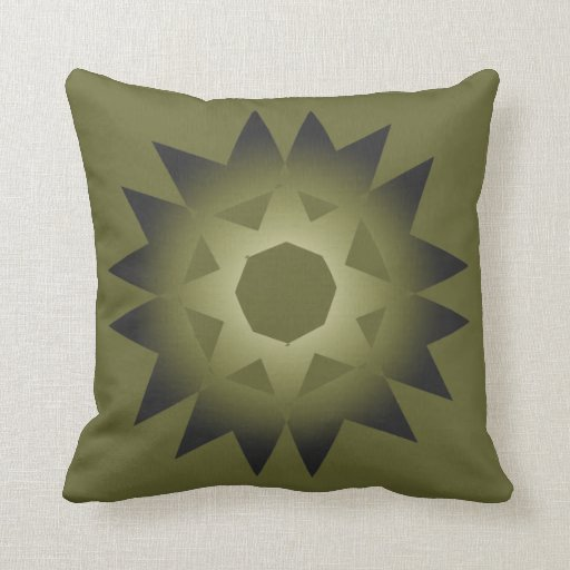 Free Throw Pillow Quilt Pattern : Quilt Pattern Throw Pillow Zazzle