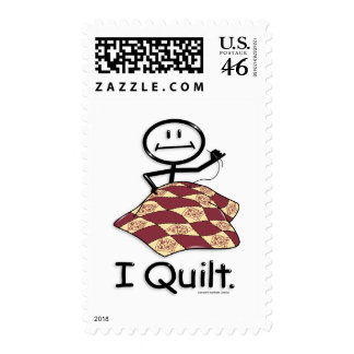 Quilt Postage Stamp