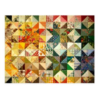Quilt Postcard