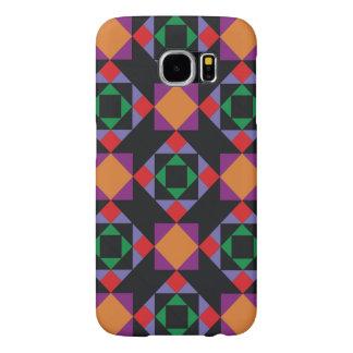 Quilt Samsung Galaxy S6 Case