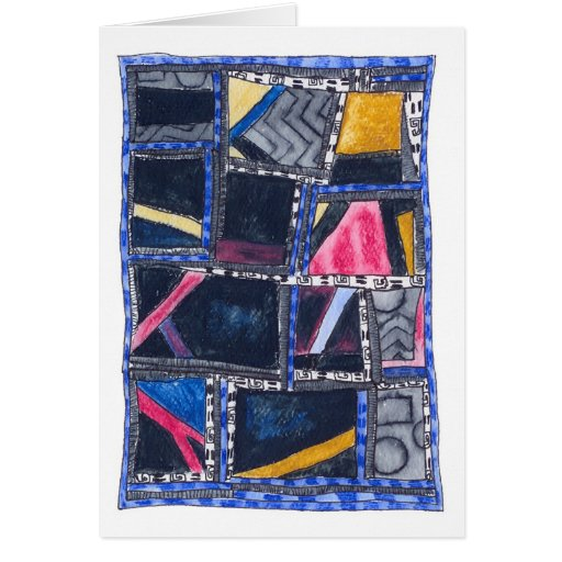 Quilt Series Card