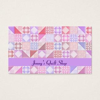 Quilt Shop Business cards