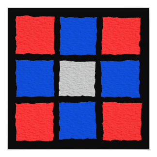 Quilt Squares Card