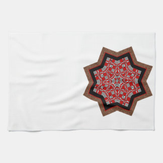 Quilt Star 1 Hand Towels
