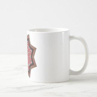 Quilt Star 1 Coffee Mugs