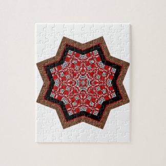Quilt Star 1 Puzzles