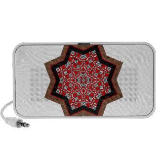 Quilt Star 1 Laptop Speakers