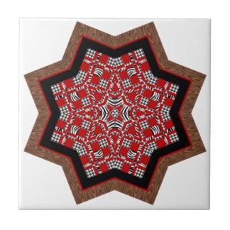 Quilt Star 1 Tile