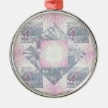 Quilt Tile Ornament