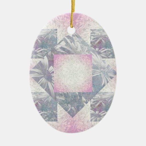 Quilt Tile Ornaments