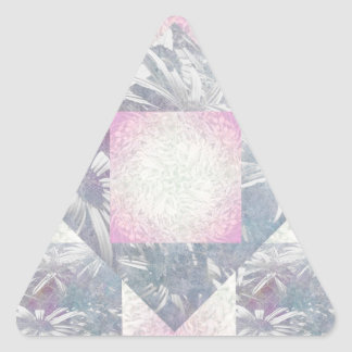 Quilt Tile Triangle Sticker