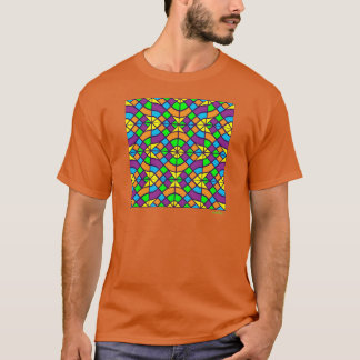 QUILT WITH CURVES T-Shirt
