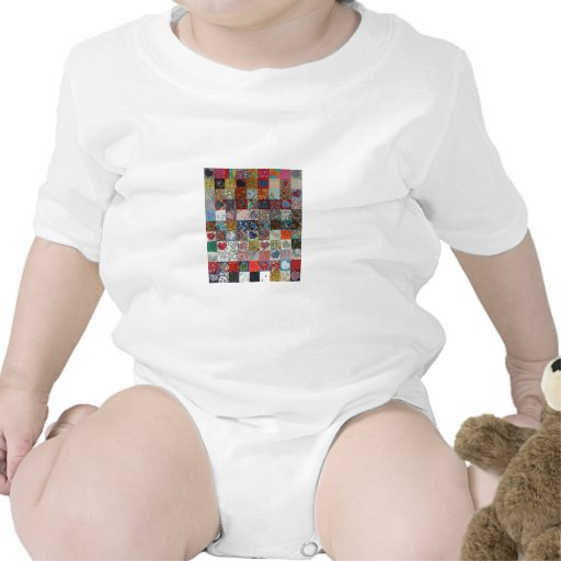 quilt with hearts tees